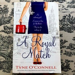 A Royal Match by Tyne O'Connell Teen Book